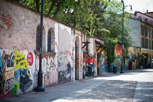 Decoro urbano, Retake Milano cambia simbolo e combatte lo smog