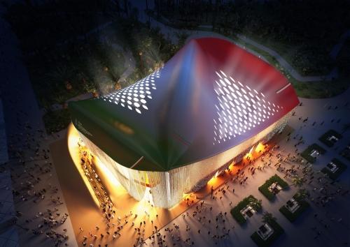 Dubai Expo 2020, ecco l'architettura narrativa del Padiglione Italia