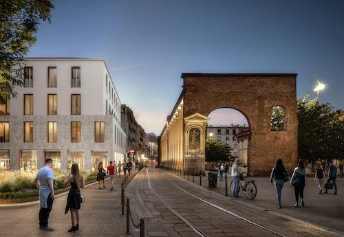 Building sbarca a Milano: 4 cantieri e un landmark firmato Citterio-Viel
