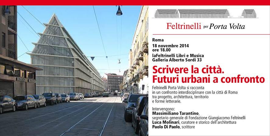 Come scrivere la città contemporanea: Herzog & De Meuron per Feltrinelli