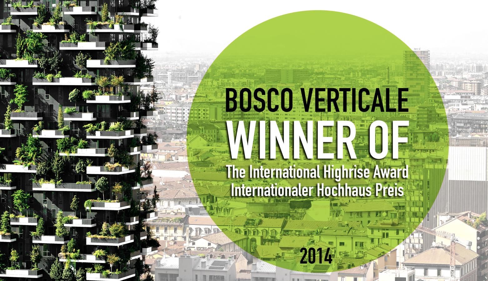 Il Bosco Verticale è l'edificio