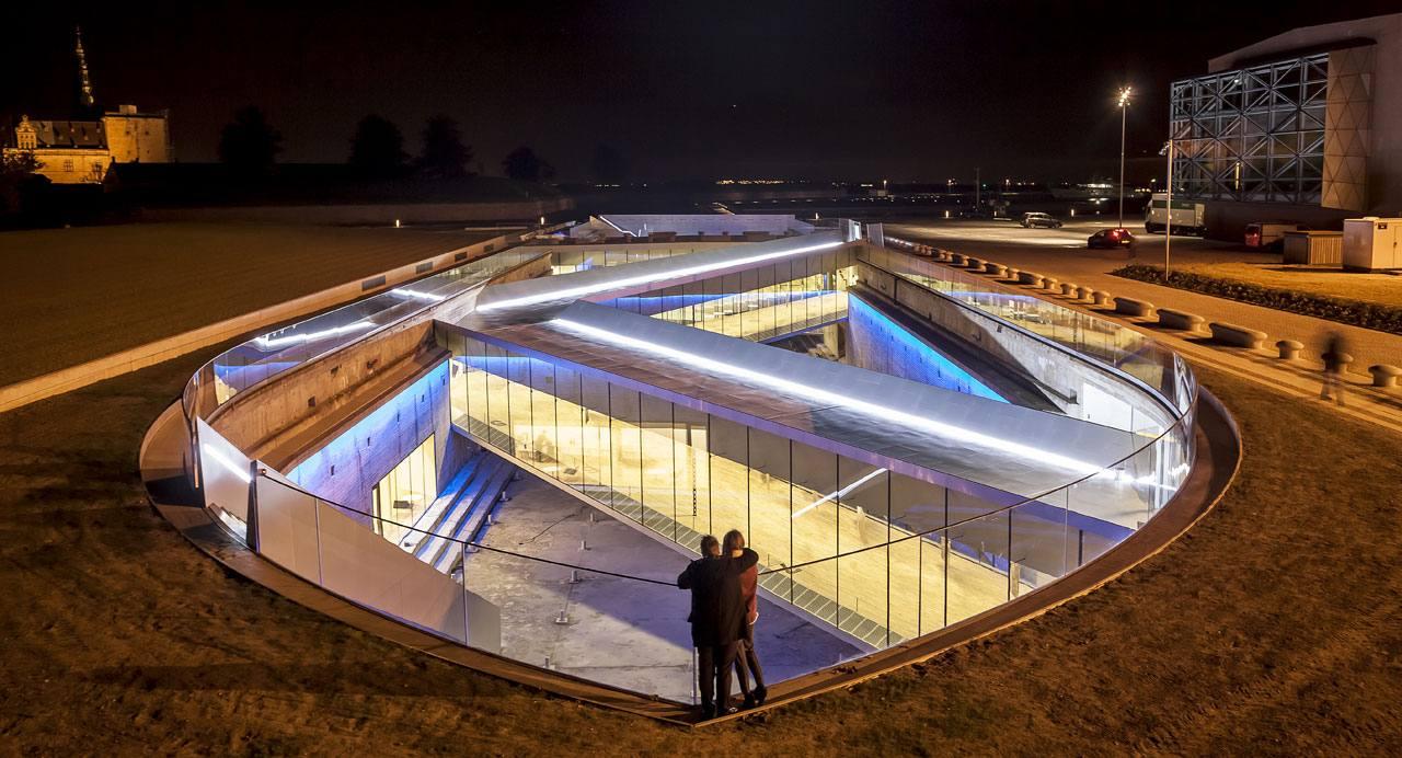 Riuso con Big: museo ipogeo al posto di un cantiere navale abbandonato
