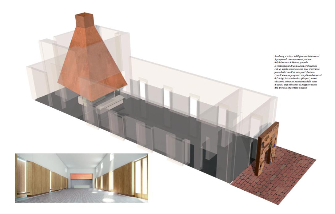Caritas per Expo 2015. All'asta i 13 tavoli di design per il Refettorio Ambrosiano