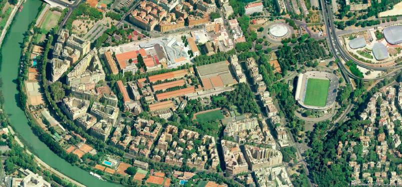 Al via il concorso CDP Investimenti per il masterplan del Progetto Flaminio