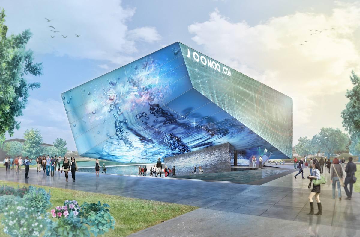 Doppio colpo per Nemesi ad Expo: dopo l'Italia anche il padiglione corporate di Joomoo