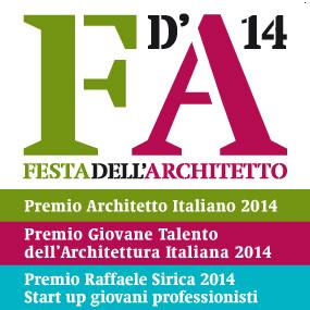 Realacci, De Cesaris e Daverio sono gli architetti onorari del 2014