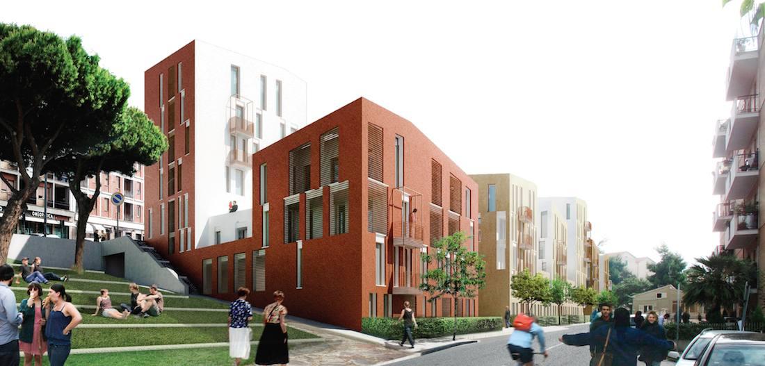 Housing sociale a Teramo. Demolizione e ricostruzione con Macola e Ricci Spaini