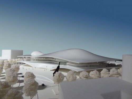 Fuksas sbarca in Australia: nel 2020 un centro congressi made in Italy a Canberra