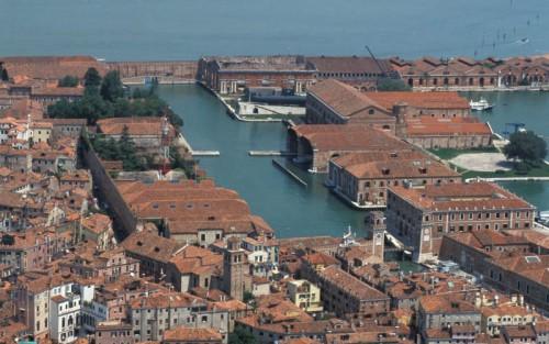 Venezia apre le porte dell'Arsenale