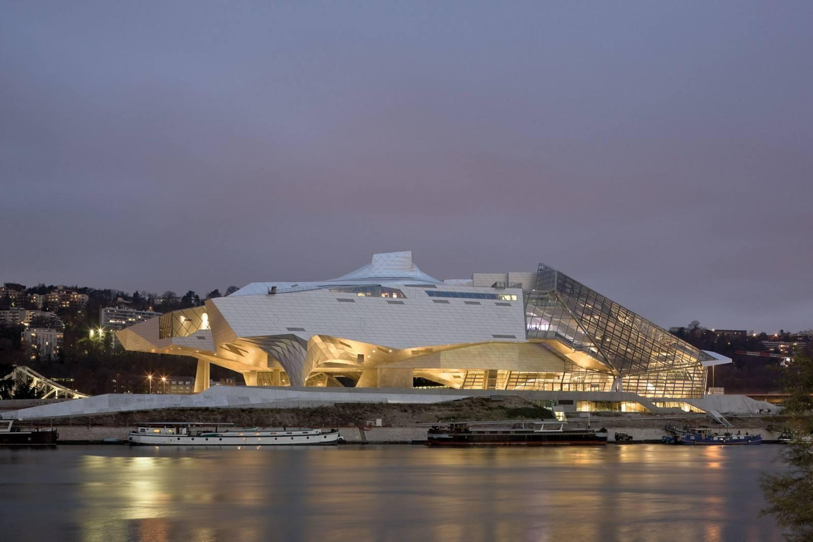 """Lione ha un nuovo landmark: pronto il """"Musée des Confluences"""" di Coop Himmelb(l)au"""
