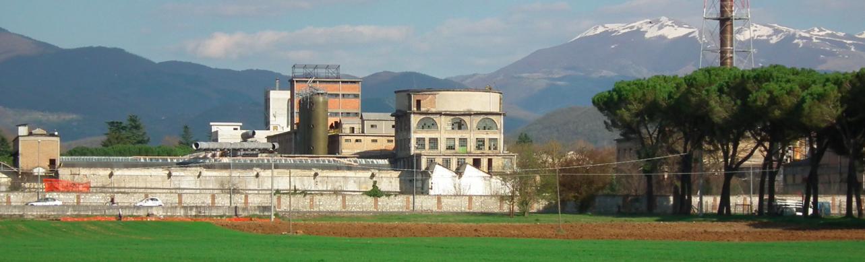 Il modello Rena per il progetto Next Snia di Rieti: