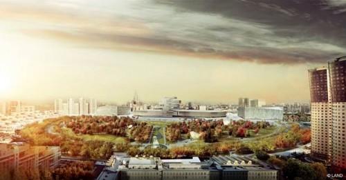 Dopo Berlino anche Mosca converte l'aeroporto in un parco