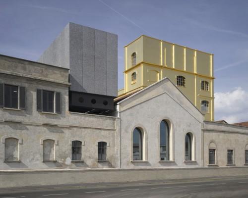 Prada e Koolhaas per il nuovo polo per l'arte di Milano