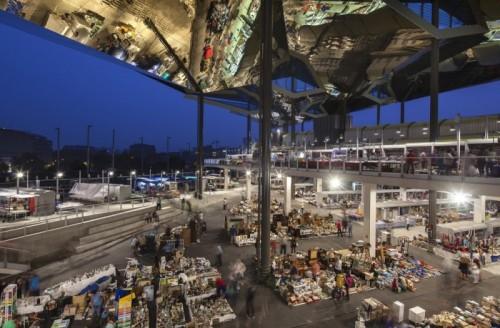 A Barcellona il design entra nel mercato delle pulci