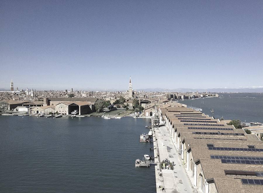 Da città proibita a nuovo polo urbano, 28 interventi all'Arsenale di Venezia