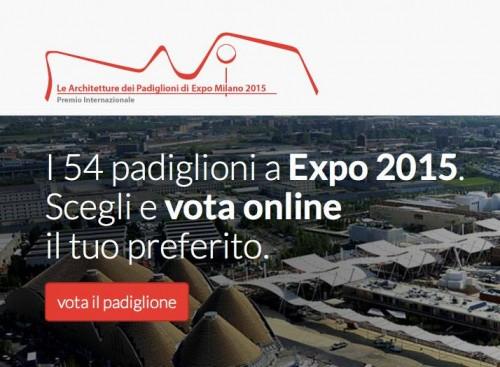 Appuntamento alla Triennale il 29 settembre per annunciare il miglior Padiglione di Expo