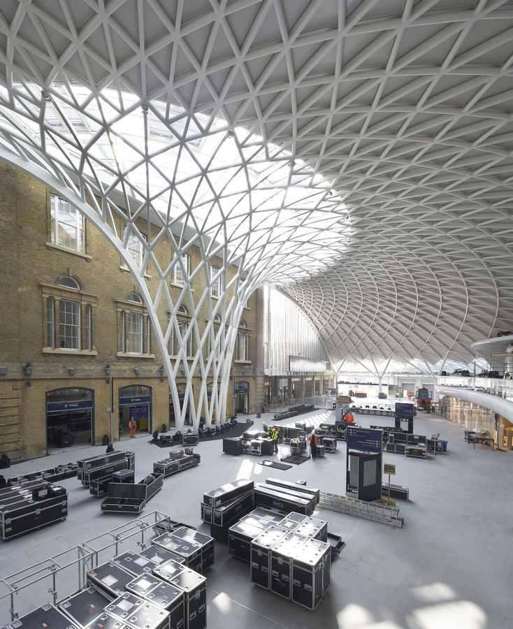 Rigenerazione a Londra: promossa Crossrail, meno la Scheggia di Piano