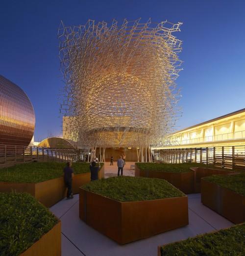 L'alveare del Regno Unito è la migliore architettura di Expo Milano 2015