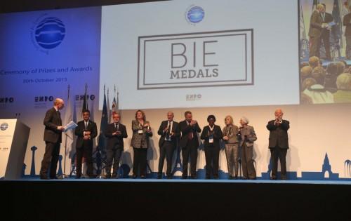 Austria, Giappone, Germania, Francia, Regno Unito: ecco i premi del BIE per Expo 2015