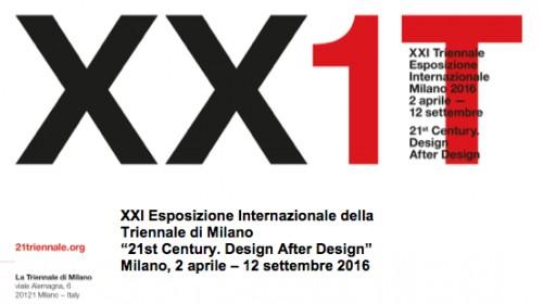 Design After Design. Nel 2016 Milano ancora sotto i riflettori