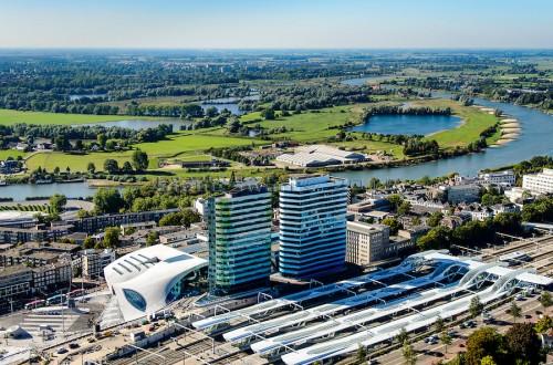 Pronta dopo 20 anni l'Arnhem Central: rigenerazione urbana e hub intermodale