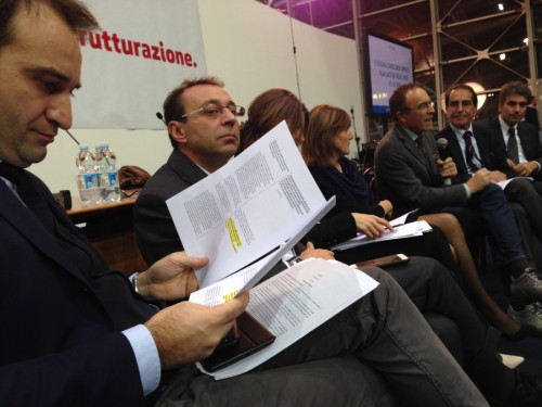 Riforma Appalti: formazione e informazione con il relatore Stefano Esposito