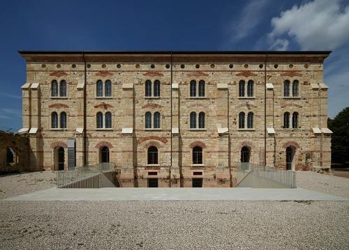 Medaglia d'Oro dell'Architettura italiana a Carmassi (e allo Iuav)