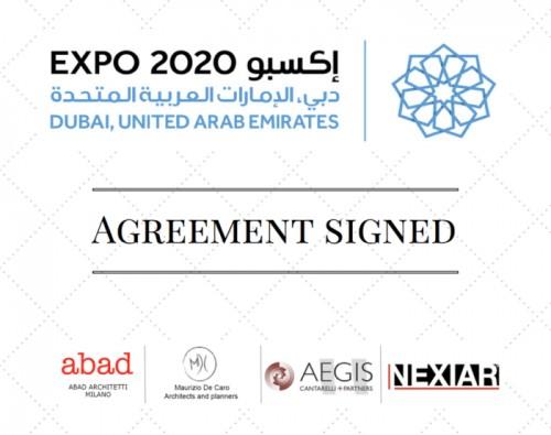Da Expo Milano 2015 a Dubai 2020: alleanza italo-araba per lavorare all'estero