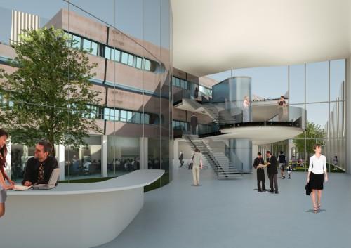 L'architettura entra in ospedale. Prima pietra per la nuova struttura Arzignano-Montecchio Maggiore