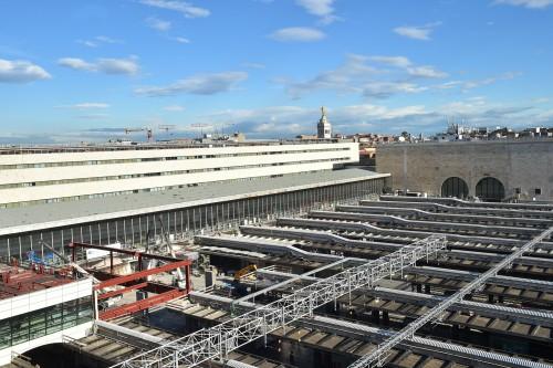 Stazione termini piastra completata al 60 parcheggio for Affitto ufficio roma stazione termini