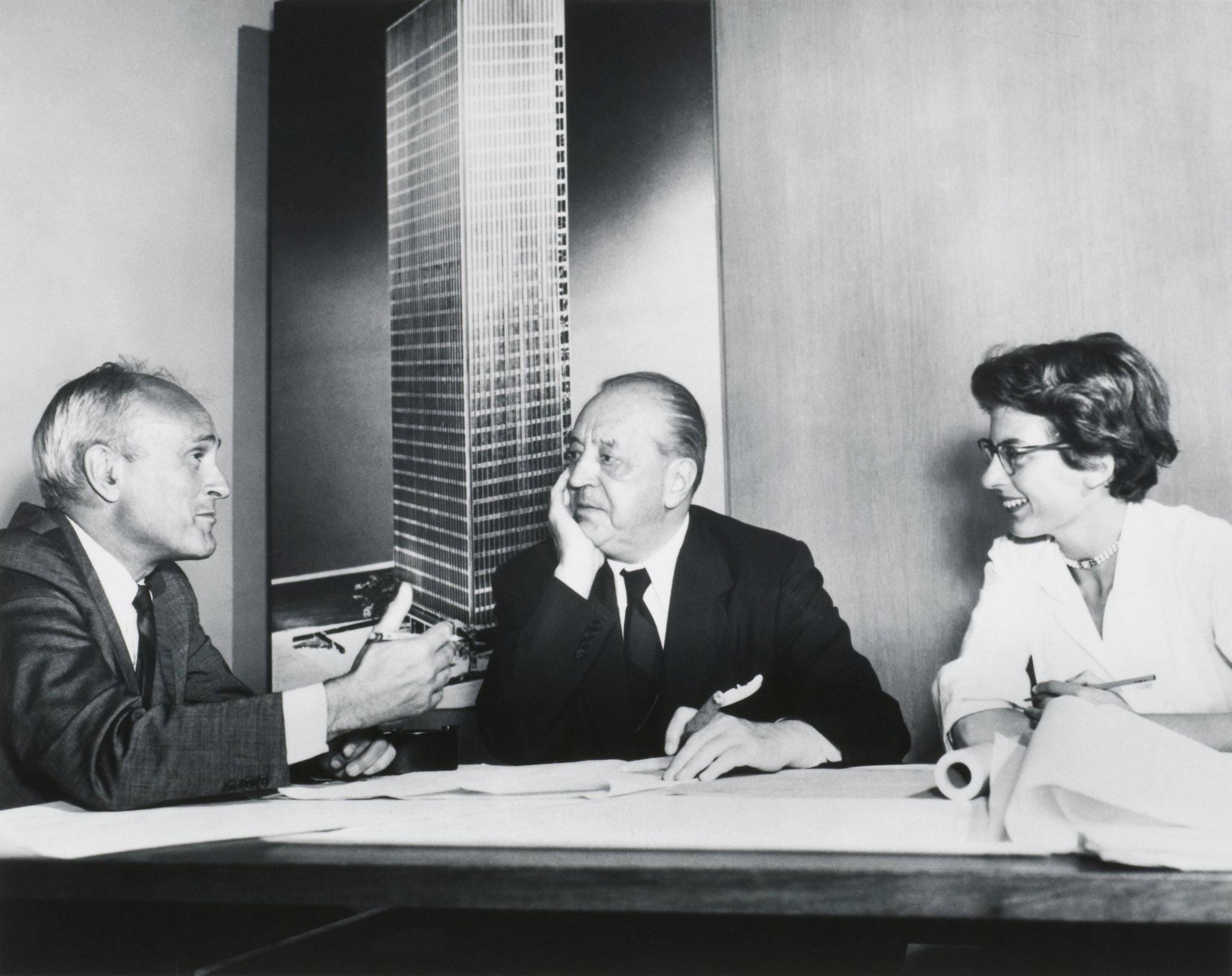 Con Koolhaas il Leone d'oro alla carriera va a Phyllis Lambert