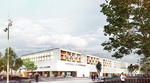 Politecnica con CF Moller e Pinearq si è aggiudicata due cittadelle ospedaliere a Sassari e Pordenone