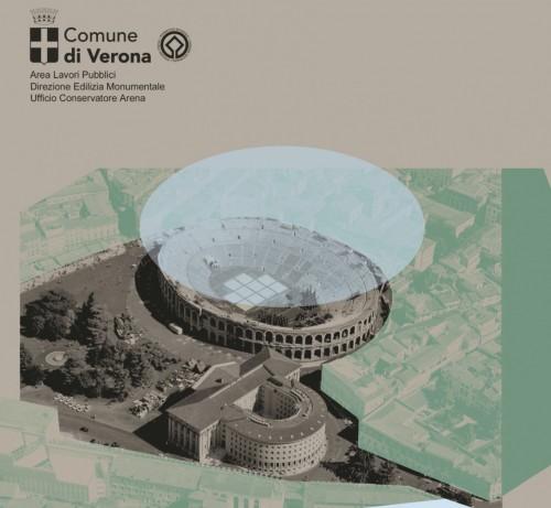 Copertura dell'Arena: Calzedonia finanzia il concorso indetto dal Comune di Verona per una struttura reversibile