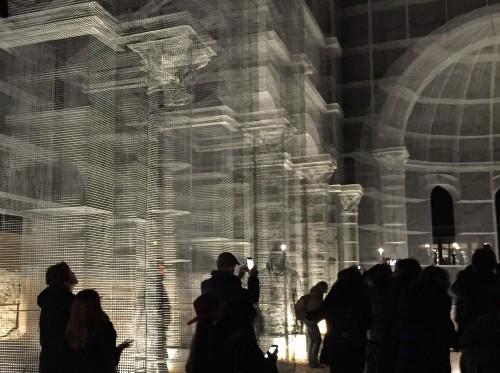 Santa Maria di Siponto diventa virale: #pelledoca #archeoavangard. Soldi pubblici ben spesi. Fabulous. Terrific. Hai visto che roba?