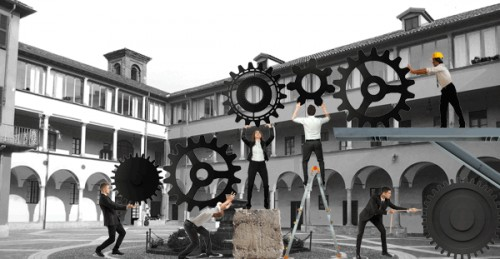 In-chiostro creativo al Salone di Milano 2016. I temi e i protagonisti del talk