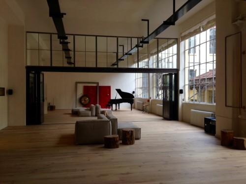 City ZEN: nel cuore di Milano si fa yoga in un ex opificio e si finanzia la Fondazione Rava