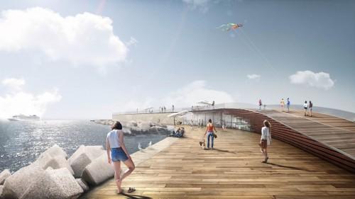 Il waterfront, risorsa per lo sviluppo delle città. Napoli e Bari entro il 2019 si riprenderanno il mare