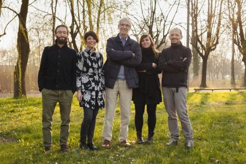 Anna Merci, Laura Mazzei e Nicola Di Croce. La nuova squadra di G124