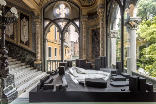 Retrospettiva di Hadid a Palazzo Franchetti, Siza nel cantiere della Giudecca, Marco Piva alla Misericordia