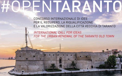 Open Taranto: 115mila euro di montepremi per la rigenerazione della Città Vecchia