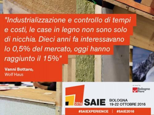 Case in legno personalizzate (o a catalogo), industrializzate, performanti, pronte in 6 mesi. Il caso Wolf Haus