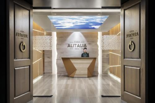 Casa Alitalia, le nuove lounge diventano spazi quotidiani
