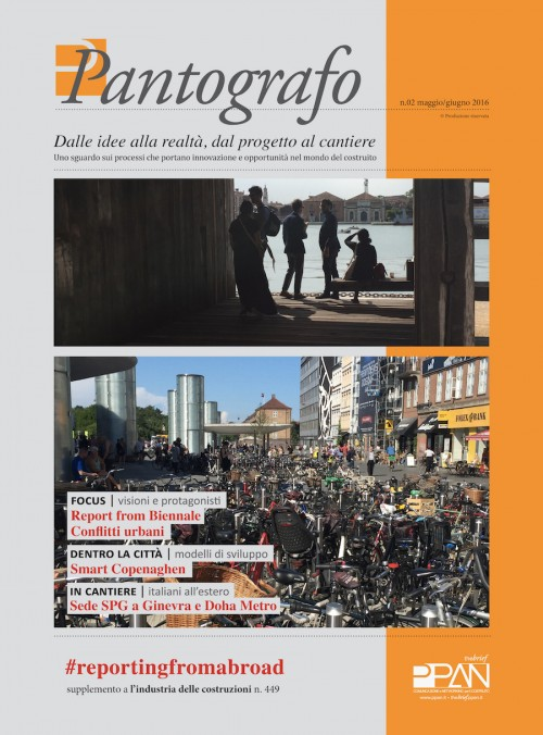 #Reportingfromabroad Pantografo su Biennale e Copenaghen