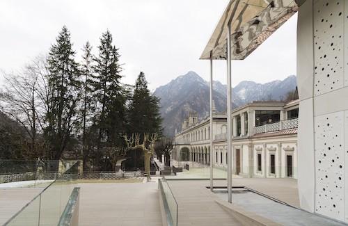 Per la Cina, le terme di San Pellegrino sono le più belle del pianeta