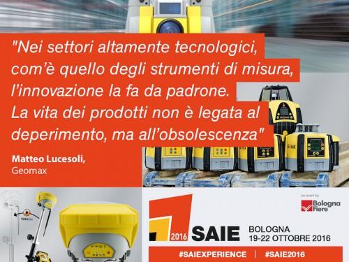 Dal cantiere tradizionale all'industria, innovazione tecnologia per gli strumenti di misura