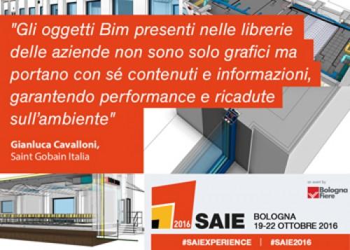 Saint-Gobain Italia: design, prestazioni e comfort, nelle librerie di Bim soluzioni di sistema