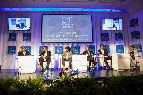 Innovazione e cambiamento al Forum di Scenari Immobiliari. Il real estate incontra le start up