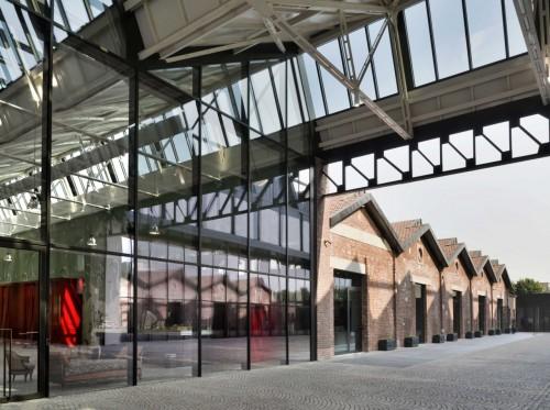 Gucci Hub apre a Milano: la casa della moda certificata Leed Gold