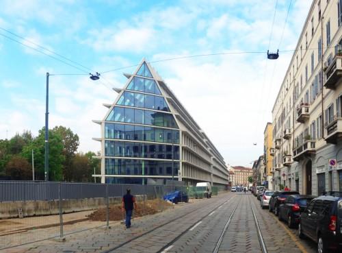 Feltrinelli Porta Volta, la Fondazione e Microsoft aprono le porte del cantiere