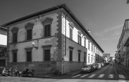 Cdp lancia il concorso per il recupero dell'ex ospedale San Gallo di Firenze